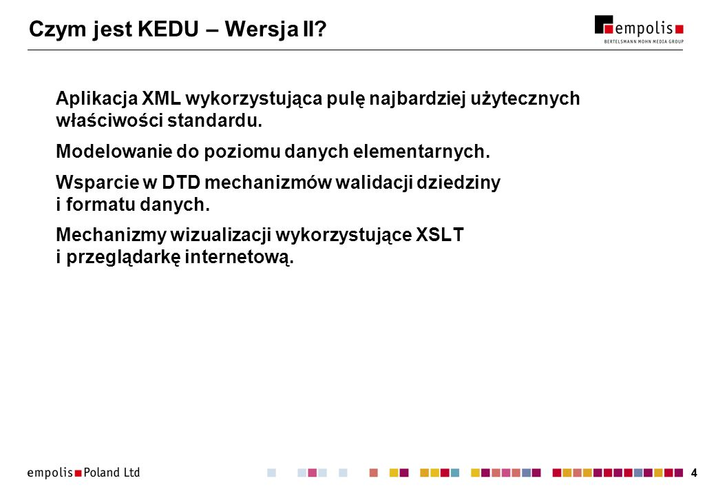 Czym jest KEDU – Wersja II