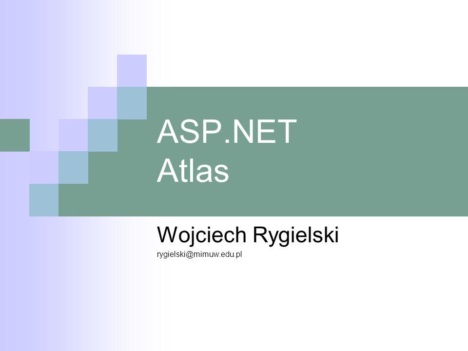 Wojciech Rygielski rygielski@mimuw.edu.pl