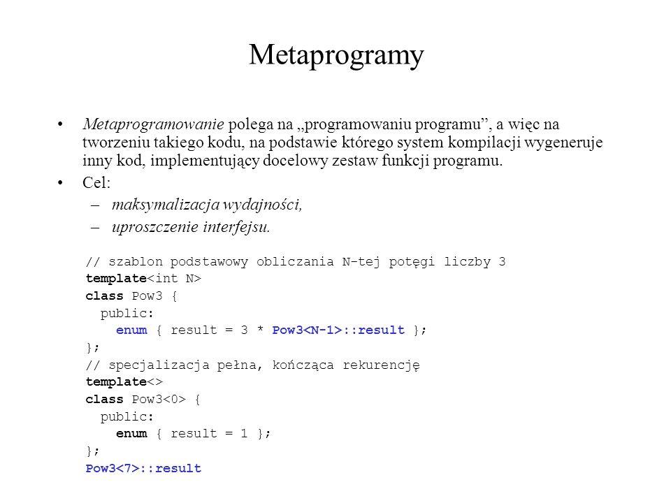 Metaprogramy