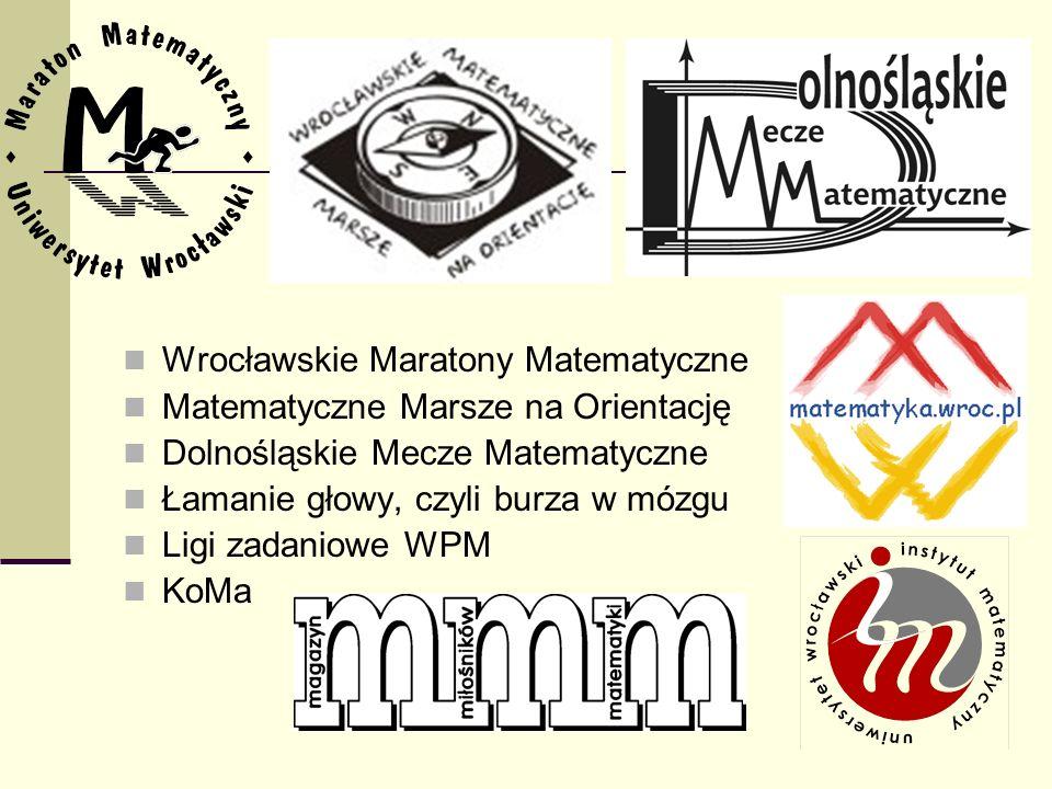 Wrocławskie Maratony Matematyczne