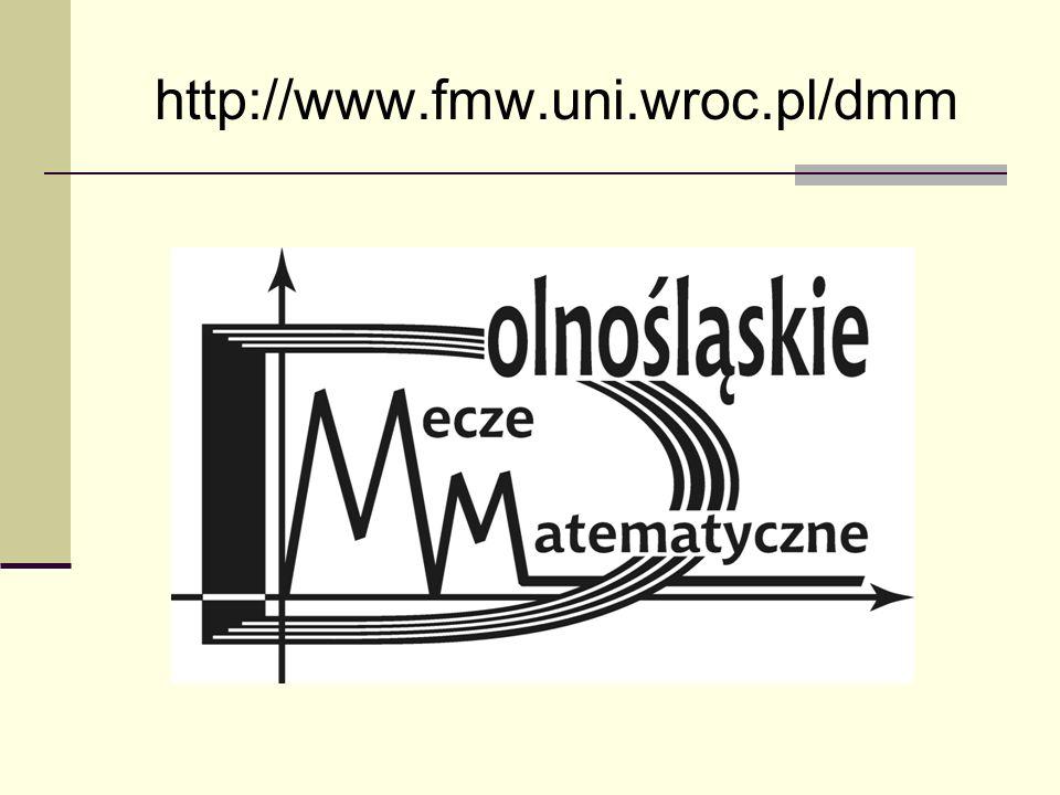 http://www.fmw.uni.wroc.pl/dmm