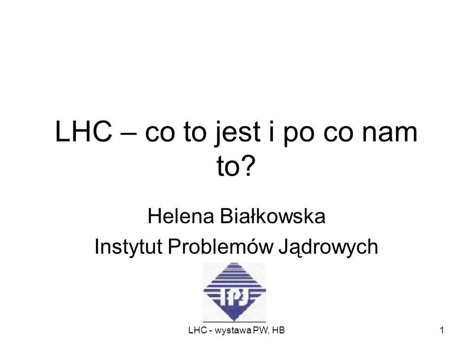 LHC – co to jest i po co nam to
