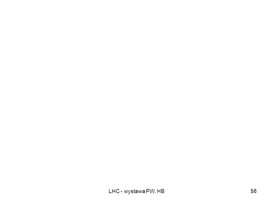 LHC - wystawa PW, HB