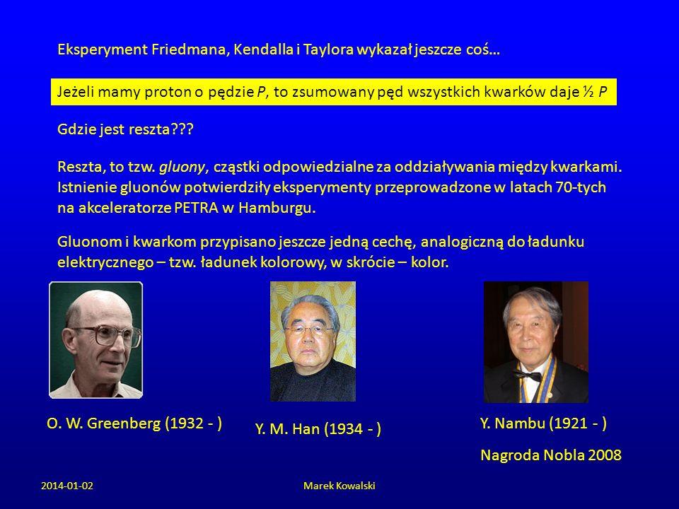 Eksperyment Friedmana, Kendalla i Taylora wykazał jeszcze coś…