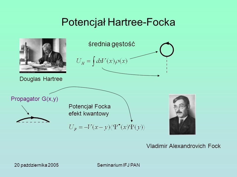 Potencjał Hartree-Focka