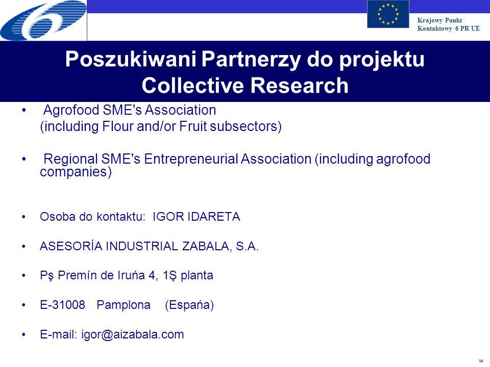 Poszukiwani Partnerzy do projektu Collective Research