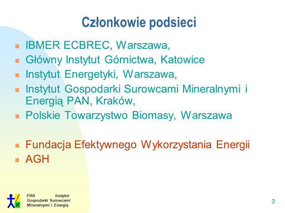 Członkowie podsieci IBMER ECBREC, Warszawa,