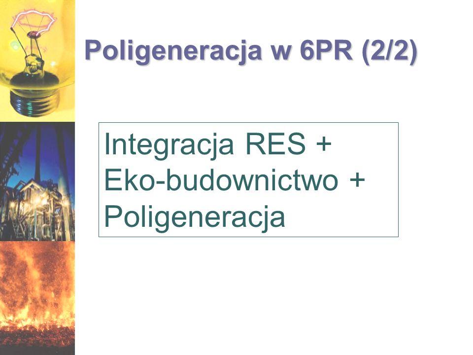 Integracja RES + Eko-budownictwo + Poligeneracja