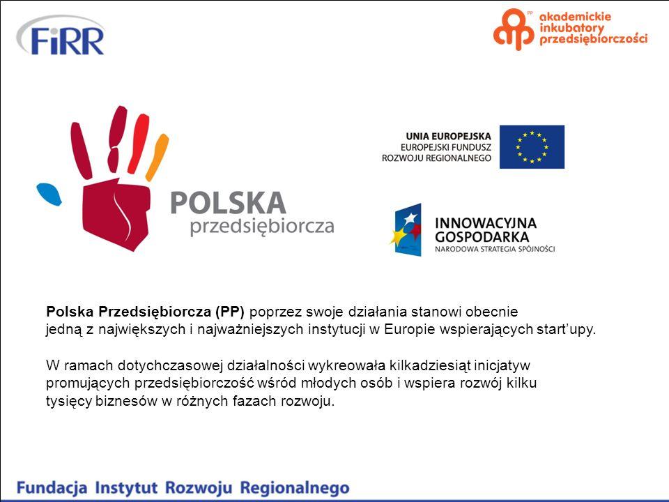 Polska Przedsiębiorcza (PP) poprzez swoje działania stanowi obecnie