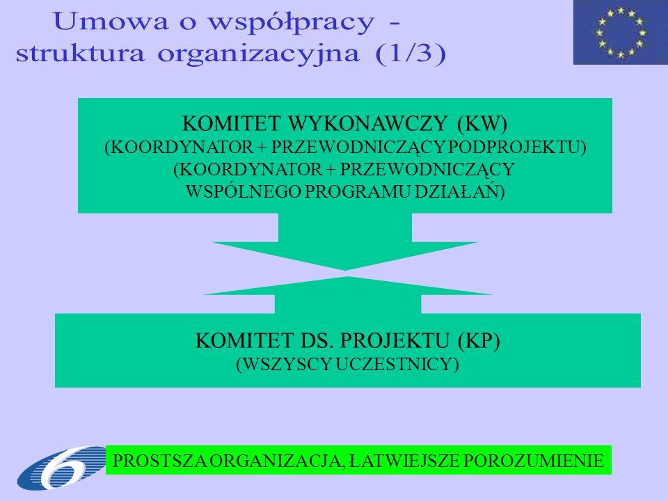 struktura organizacyjna (1/3)