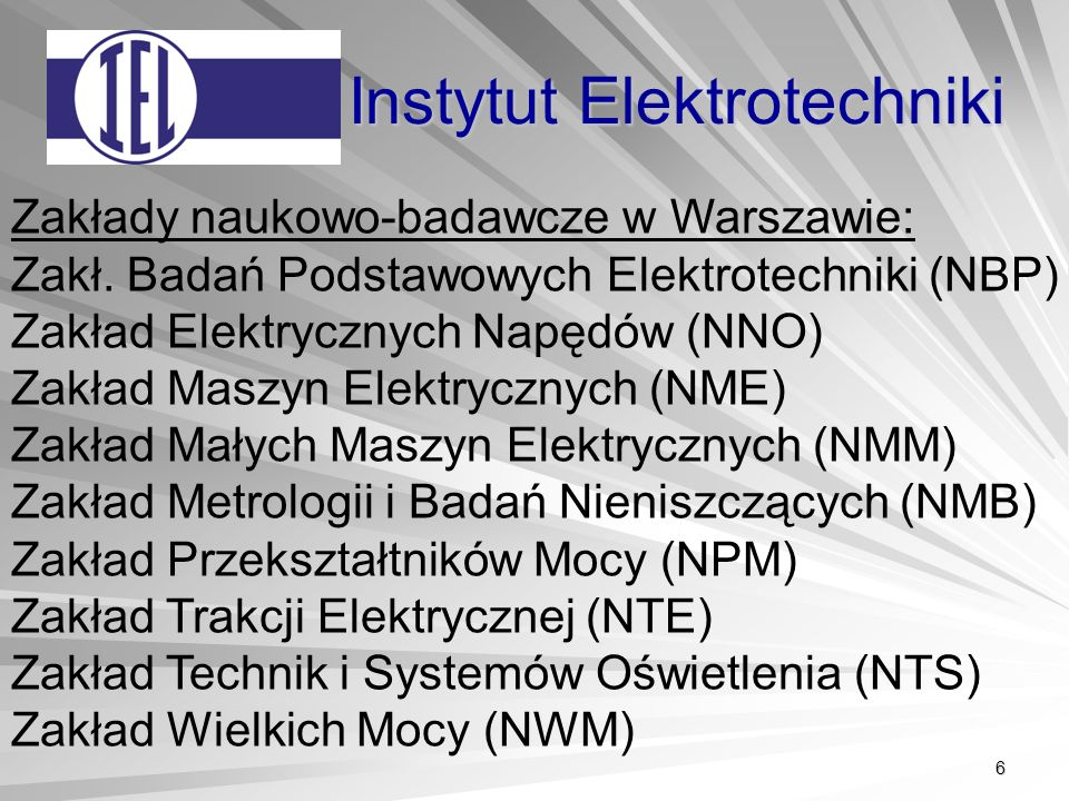 Instytut Elektrotechniki