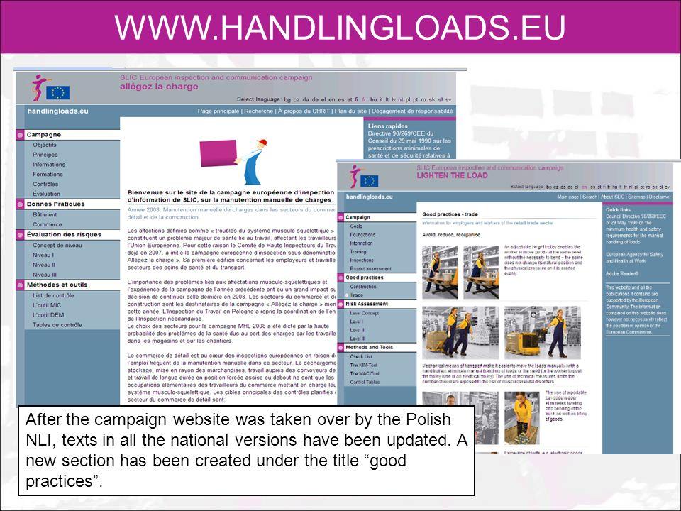 WWW.HANDLINGLOADS.EU