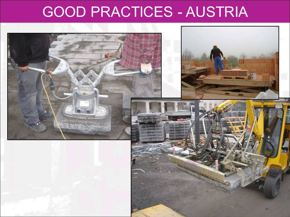 GOOD PRACTICES - AUSTRIA