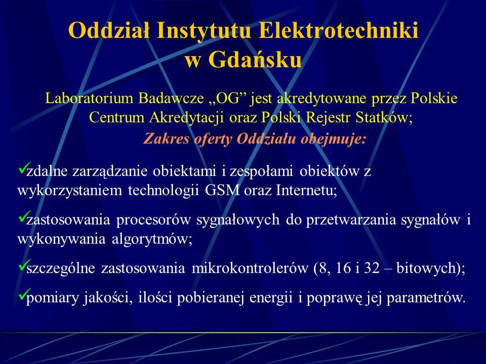 Oddział Instytutu Elektrotechniki w Gdańsku