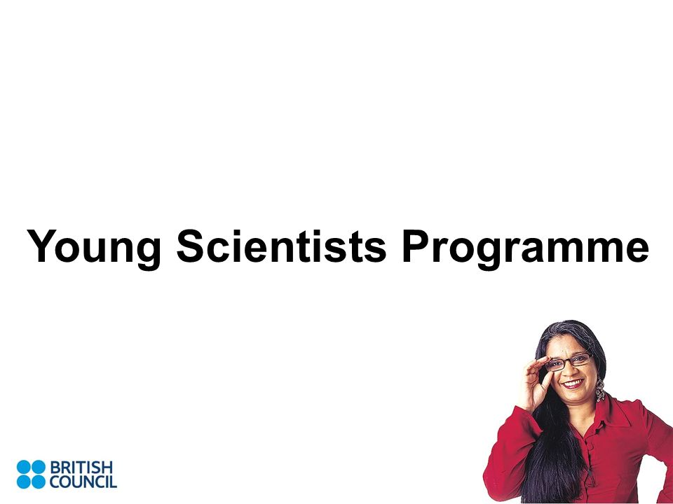 Young Scientists Programme