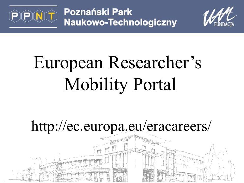 European Researcher's