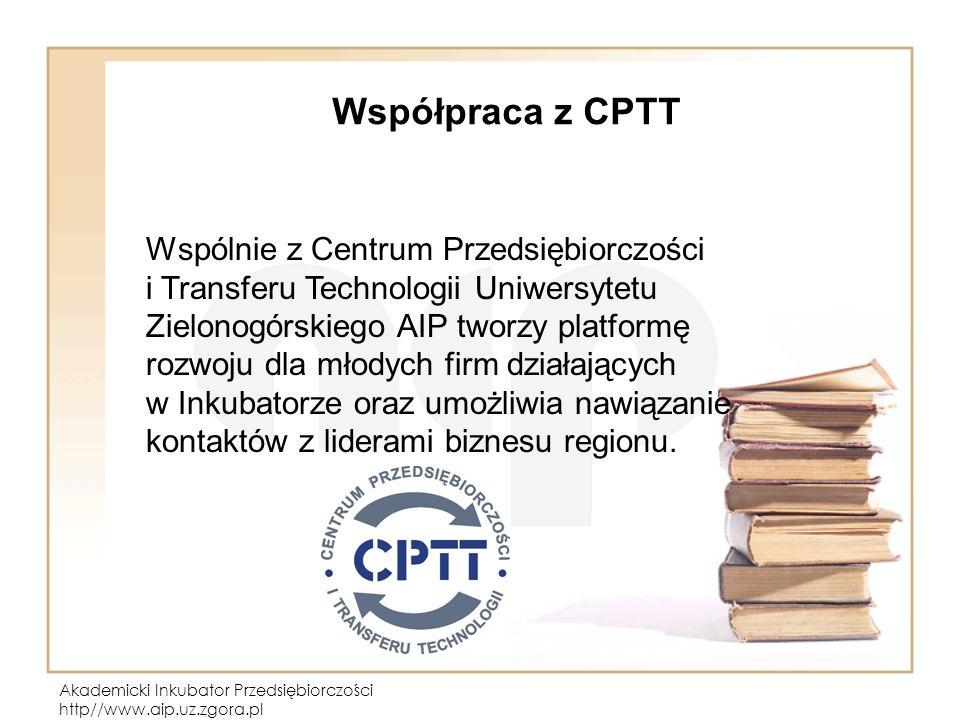 Współpraca z CPTT