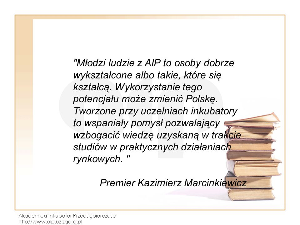 Premier Kazimierz Marcinkiewicz