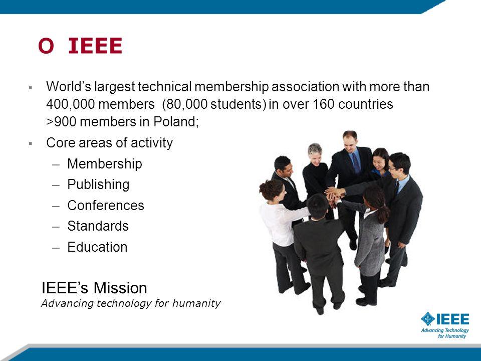 O IEEE