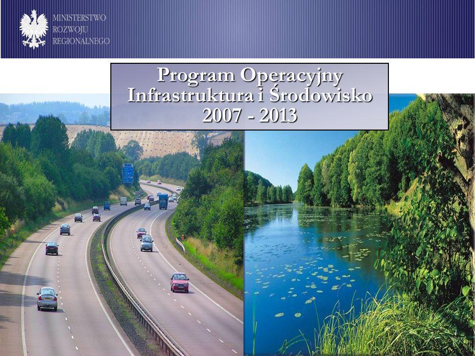 Program Operacyjny Infrastruktura i Środowisko 2007 - 2013
