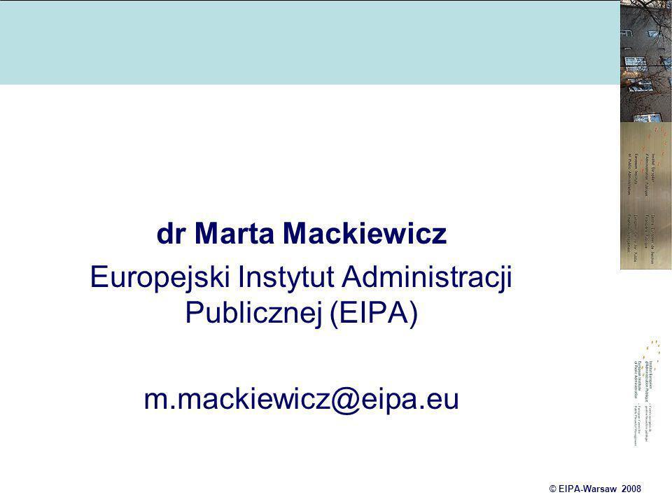 Europejski Instytut Administracji Publicznej (EIPA)