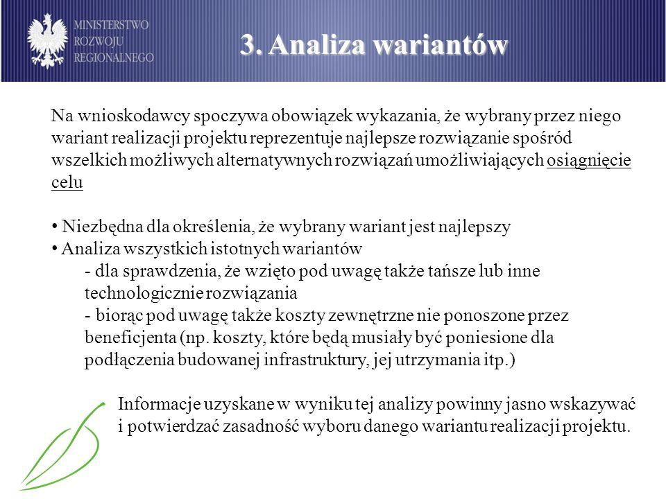 3. Analiza wariantów