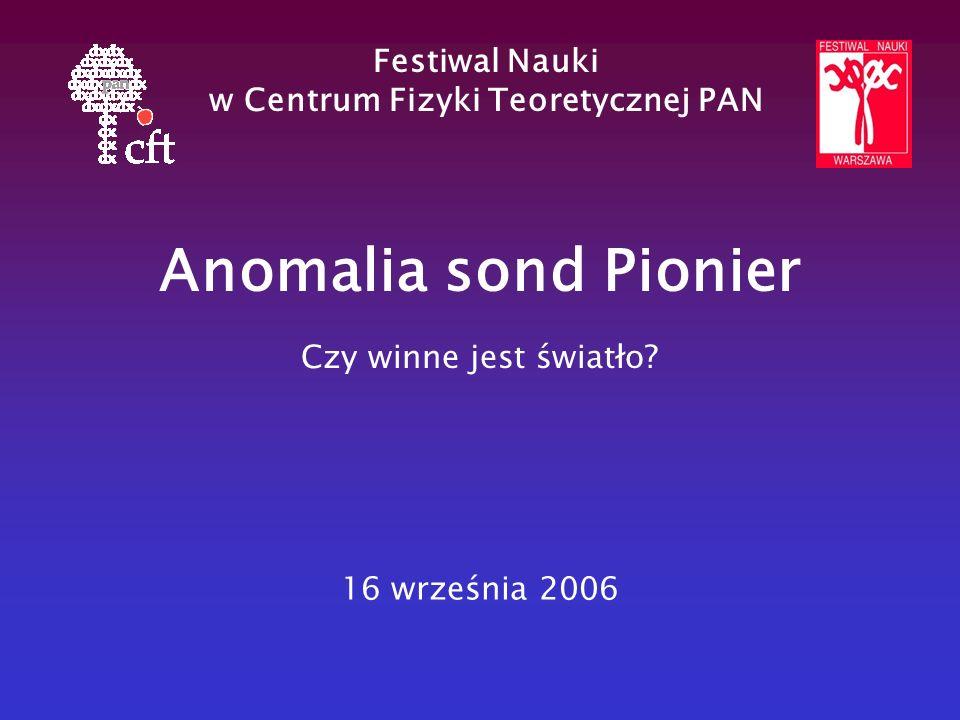 Festiwal Nauki w Centrum Fizyki Teoretycznej PAN