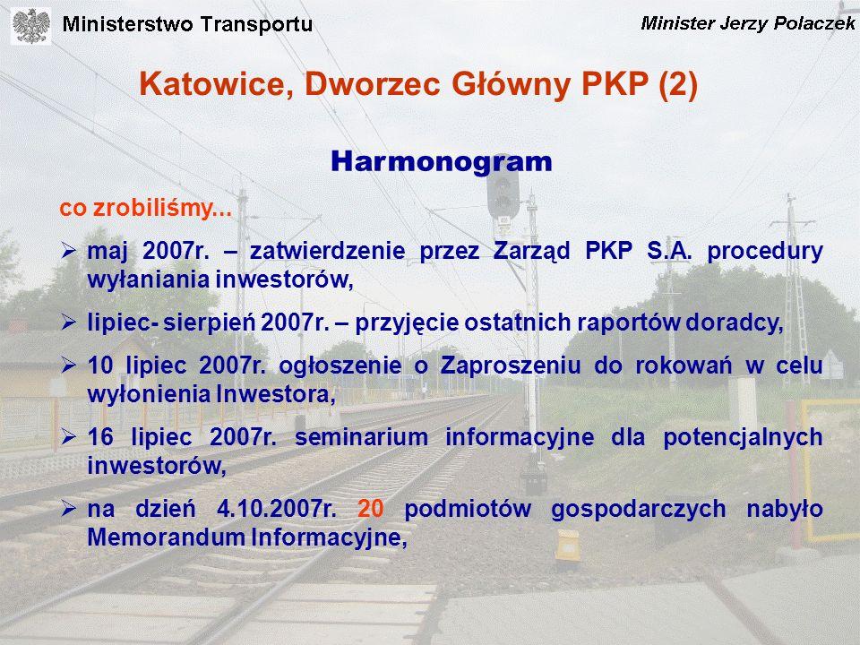Katowice, Dworzec Główny PKP (2)