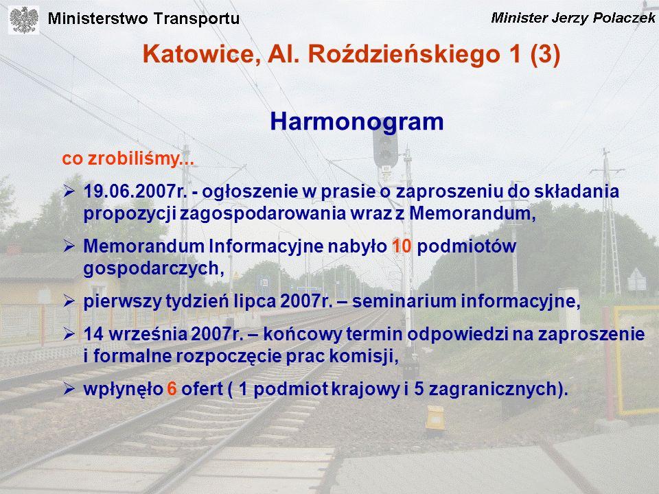 Katowice, Al. Roździeńskiego 1 (3)