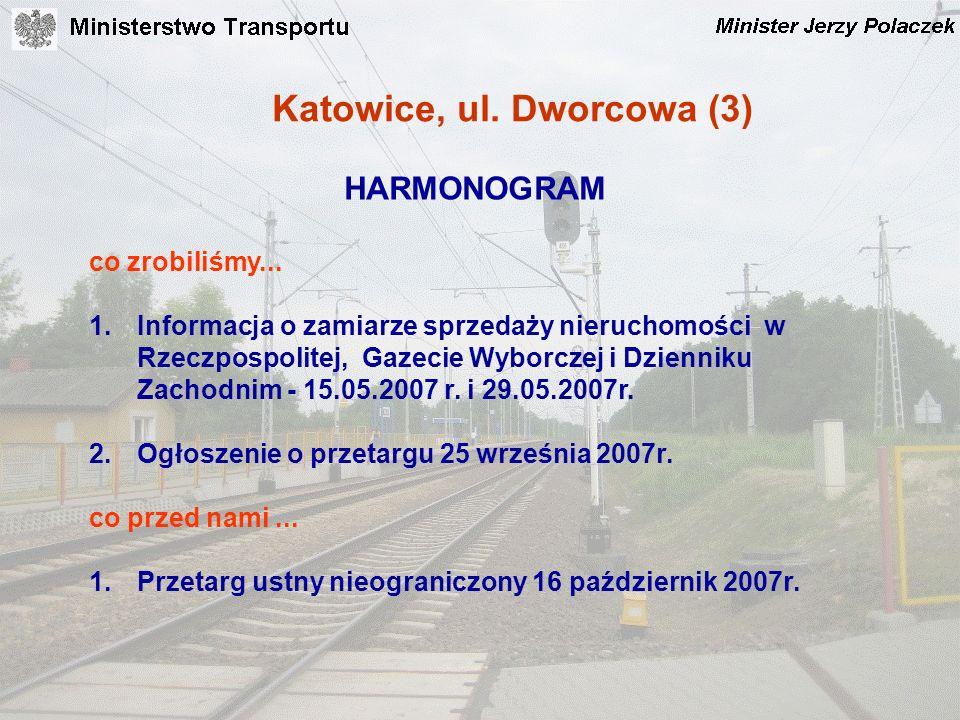 Katowice, ul. Dworcowa (3)