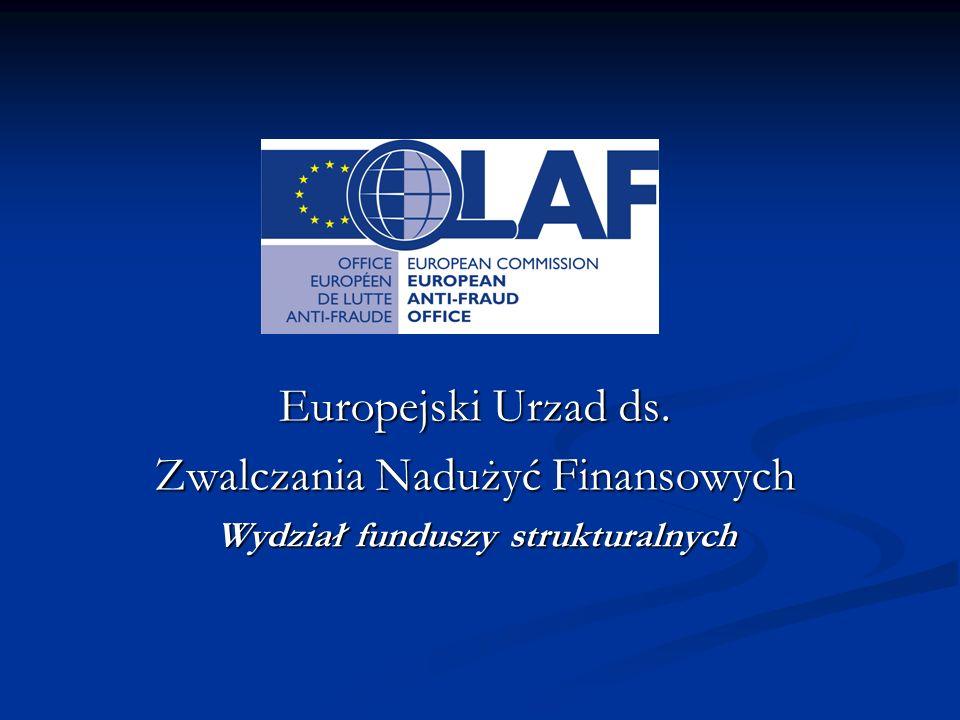 Wydział funduszy strukturalnych