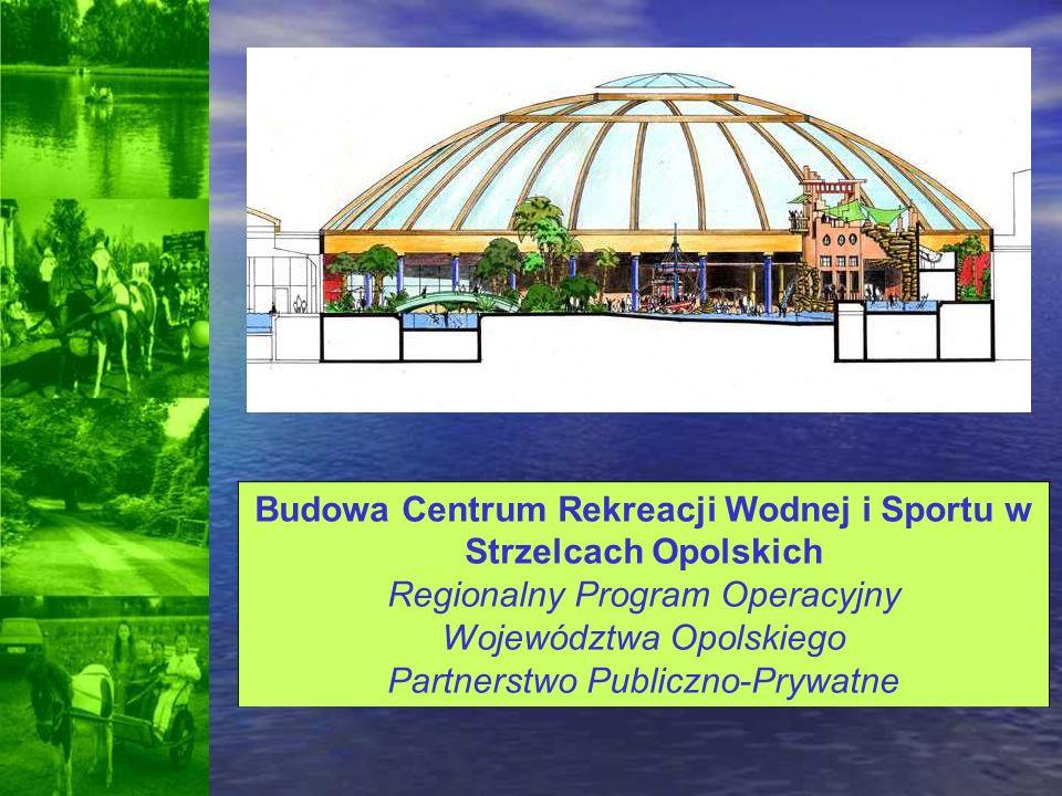 Budowa Centrum Rekreacji Wodnej i Sportu w
