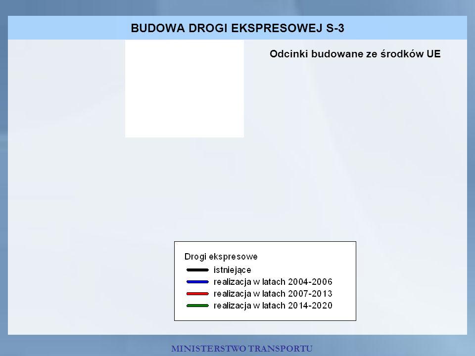 BUDOWA DROGI EKSPRESOWEJ S-3