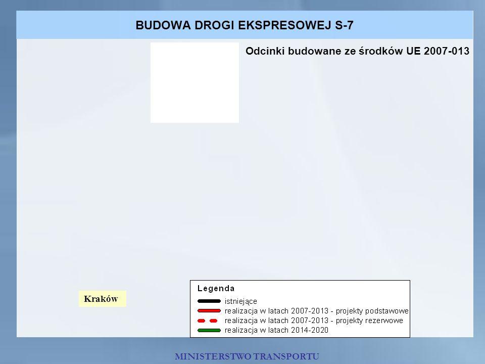 BUDOWA DROGI EKSPRESOWEJ S-7