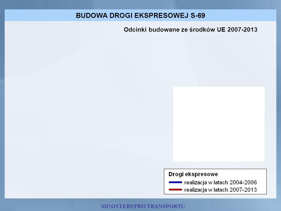 BUDOWA DROGI EKSPRESOWEJ S-69