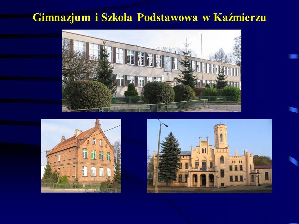 Gimnazjum i Szkoła Podstawowa w Kaźmierzu