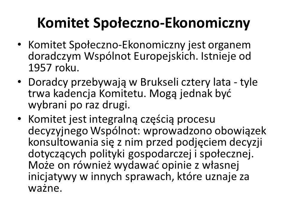 Komitet Społeczno-Ekonomiczny