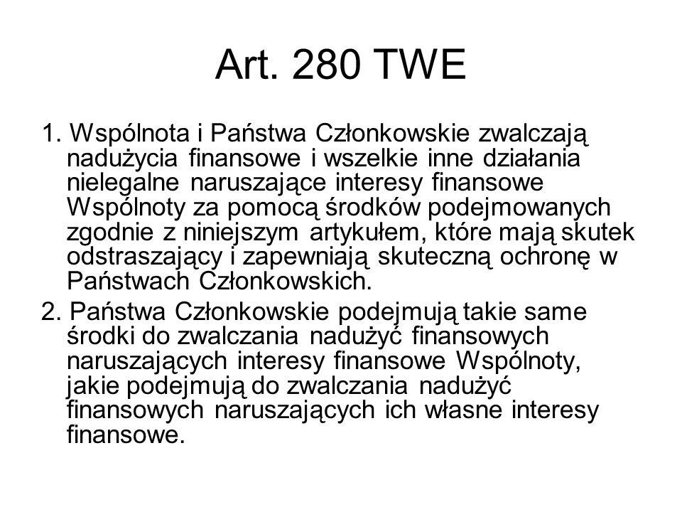 Art. 280 TWE