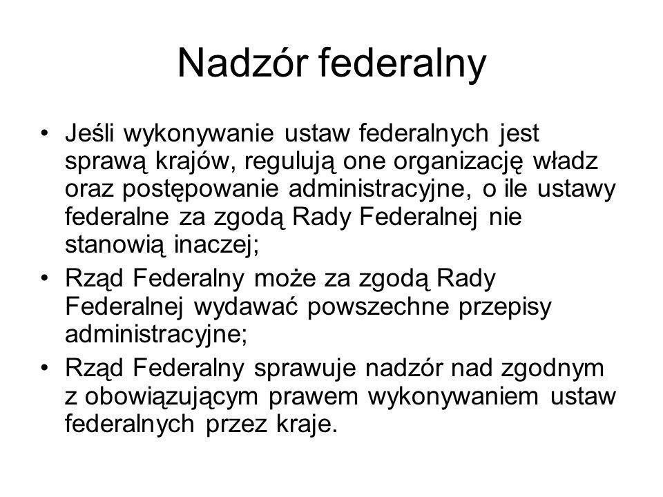 Nadzór federalny