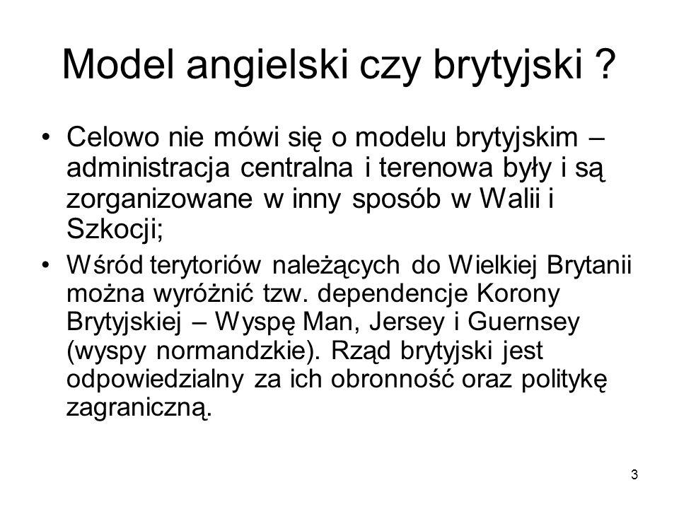 Model angielski czy brytyjski