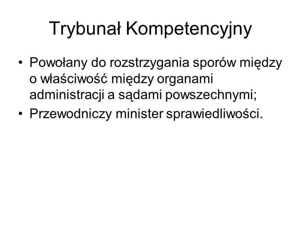 Trybunał Kompetencyjny