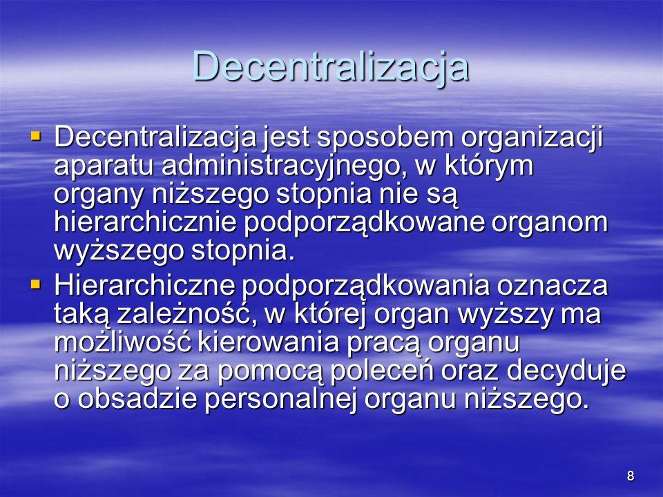 Decentralizacja