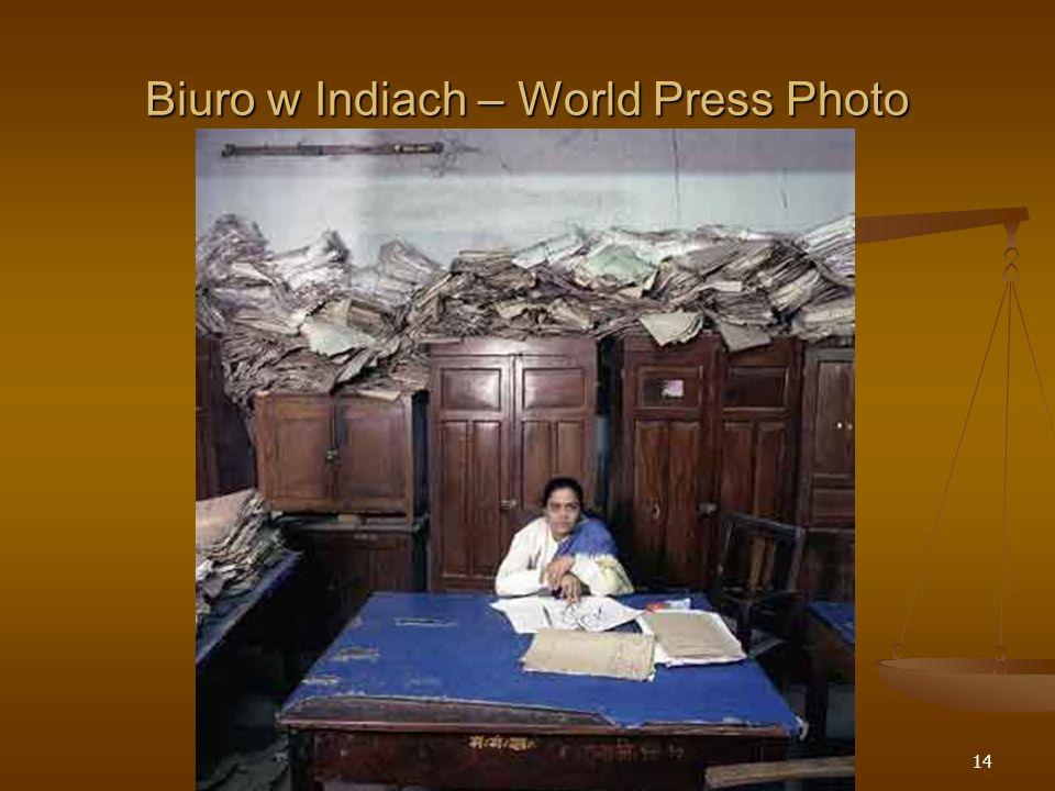 Biuro w Indiach – World Press Photo