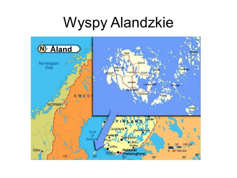Wyspy Alandzkie