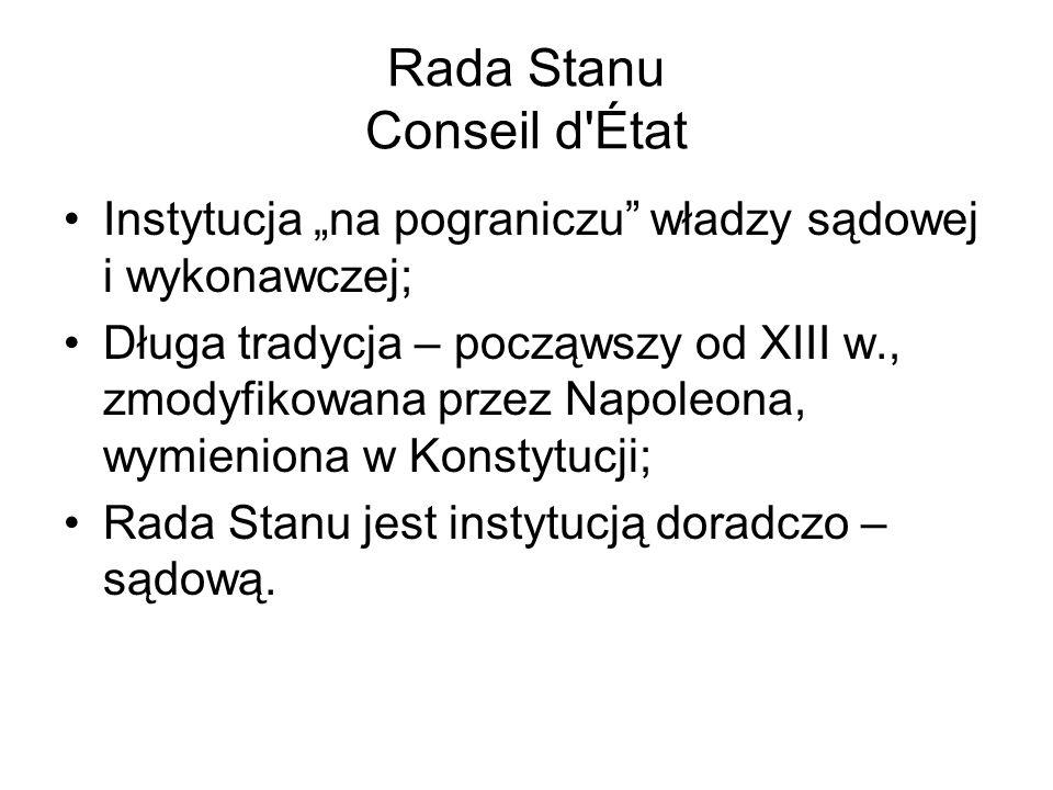 Rada Stanu Conseil d État