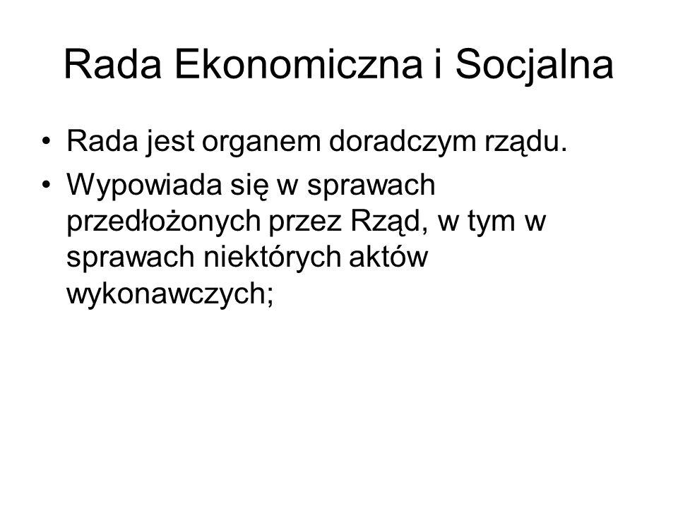 Rada Ekonomiczna i Socjalna