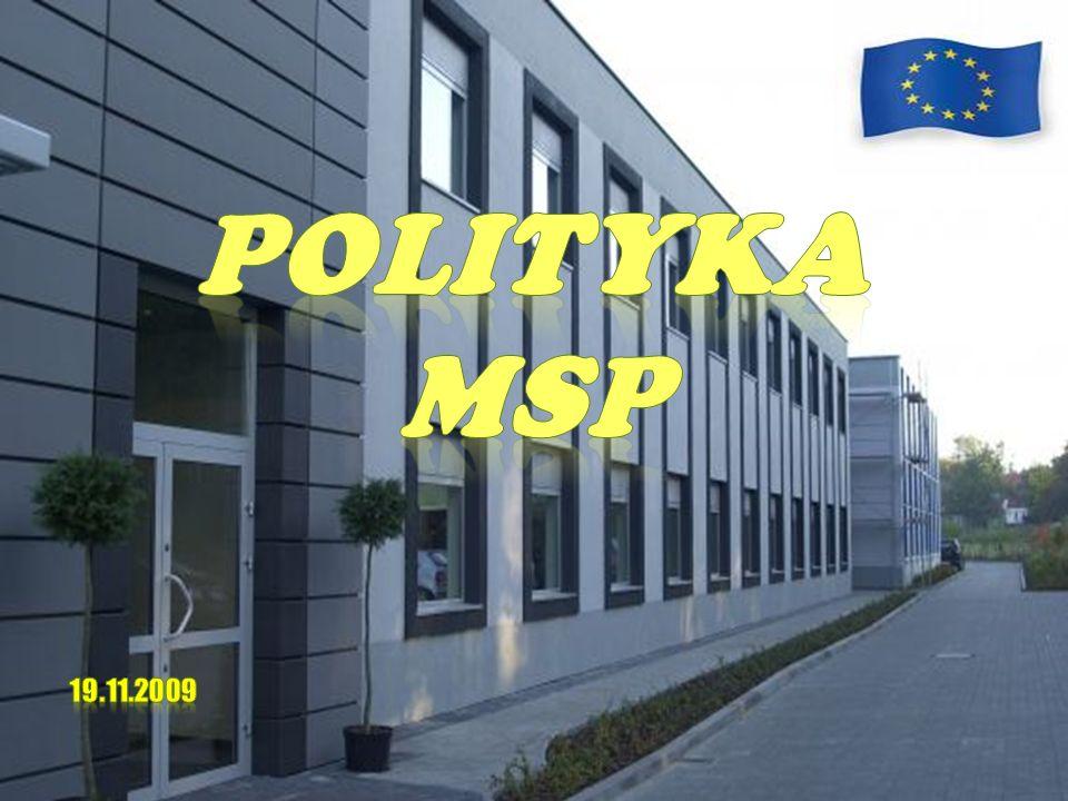 POLITYKA MSP 19.11.2009