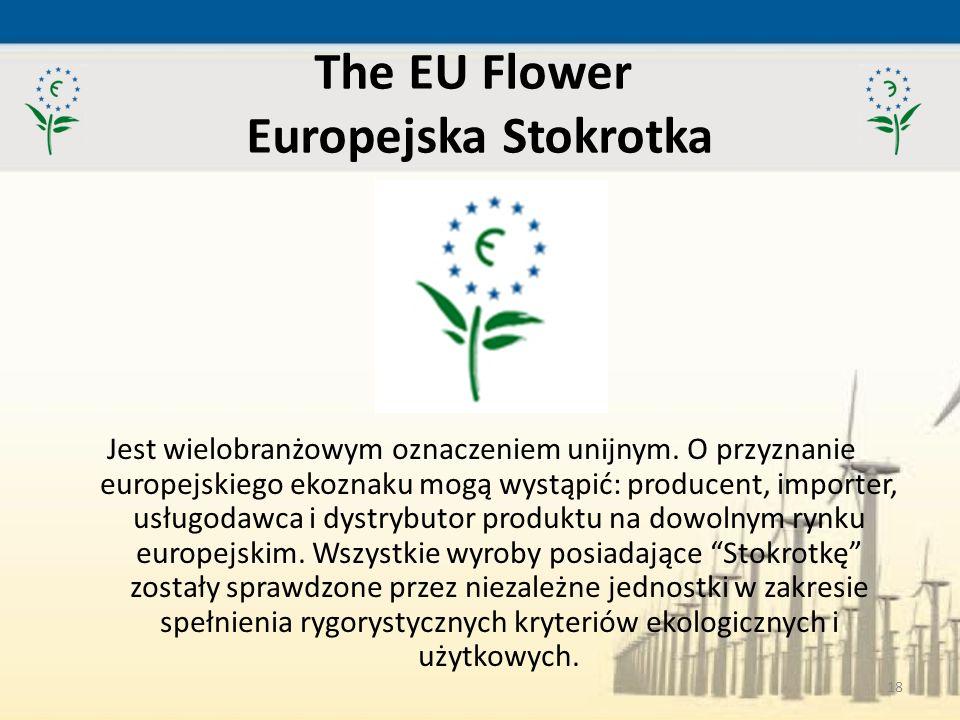 The EU Flower Europejska Stokrotka