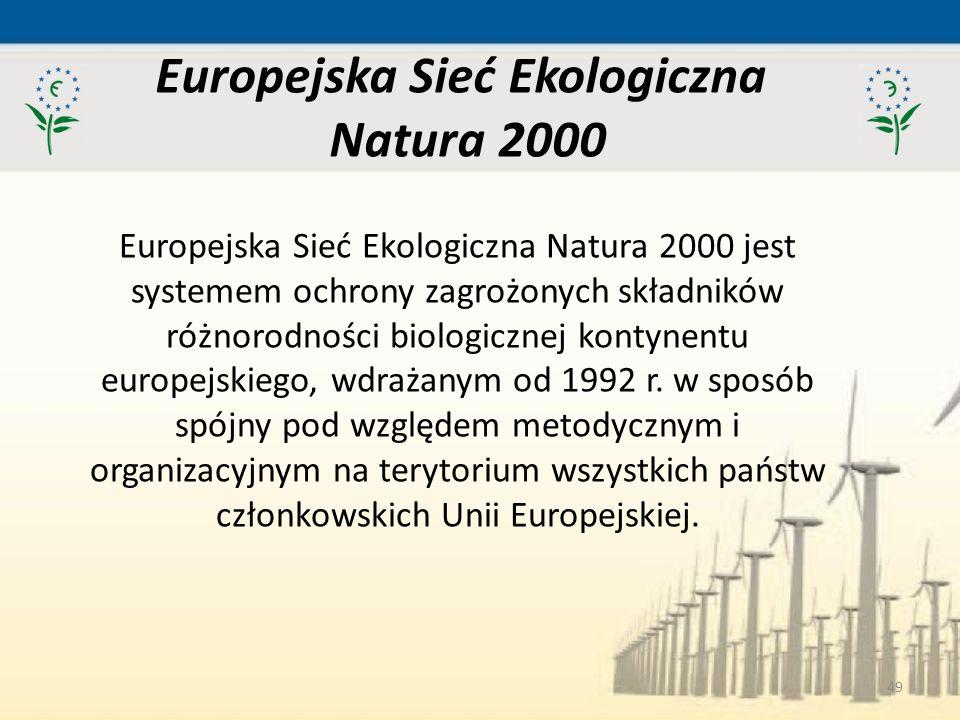 Europejska Sieć Ekologiczna
