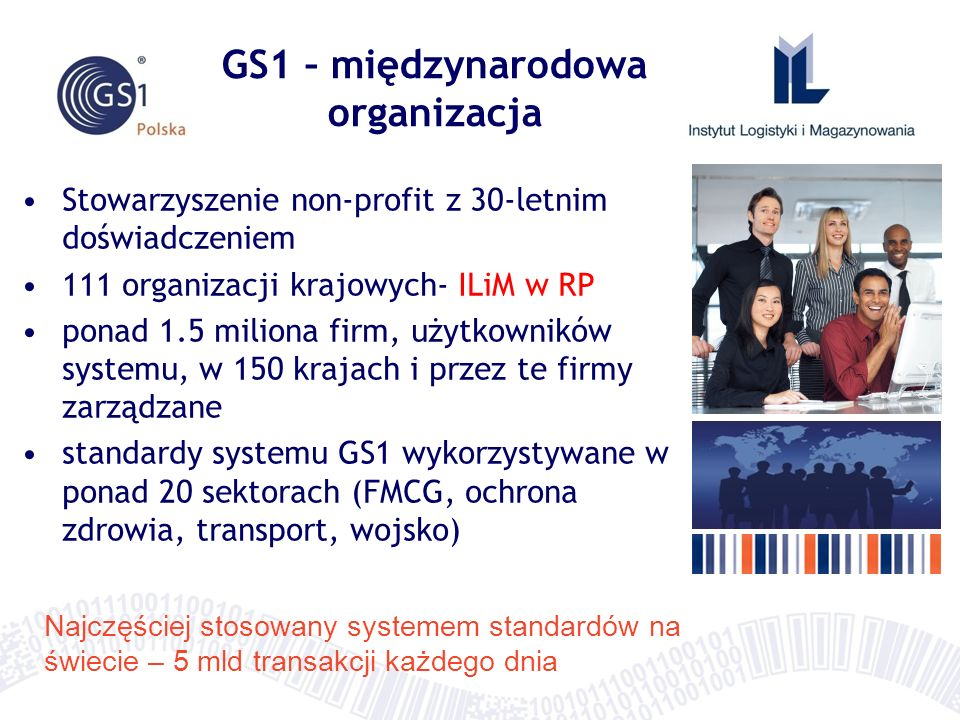 GS1 – międzynarodowa organizacja